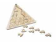 GeoPuzzle triunghi