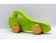 Race car verde