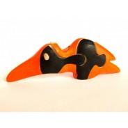 Puzzle 3D - Tucan color