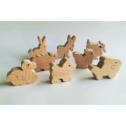 Set animalute mici