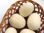 oua lemn natur pentru pictat
