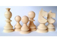 Set figurine lemn diferite