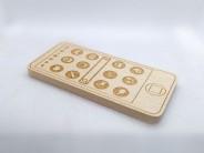 Smartphone din lemn